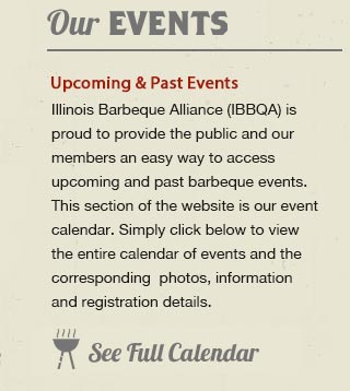 IBBQA Events